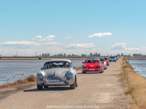 Ampolla clàssics Porsche turbo meeting