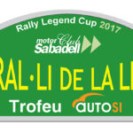 XVIII Rally de la Llana 2017
