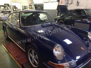 En venda Porsche 911 2.2S 1972